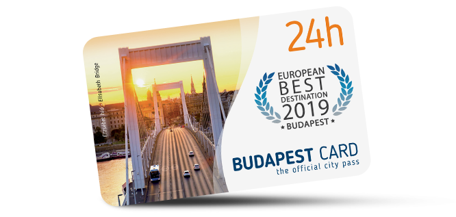 Budapest Card (24 hours)