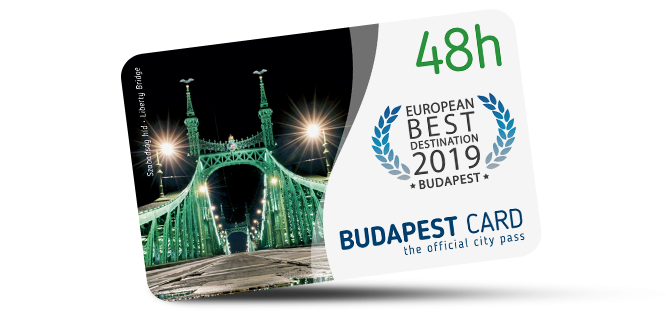 Budapest Card (48 hours)