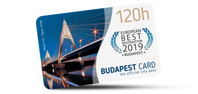 Budapest Card (120 hours)