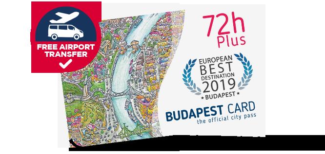 Budapest Kártya Plus (72 hours)